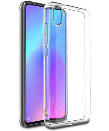 IMAK UX-5 Series Xiaomi Redmi 7A Hoesje Flexibel TPU Transparant Hoesjes