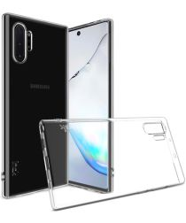 IMAK UX-5 Series Samsung Galaxy Note 10 Plus TPU Hoesje Transparant