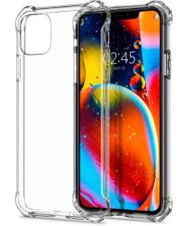 Spigen Rugged Crystal Hoesje Apple iPhone 11 Pro Transparant