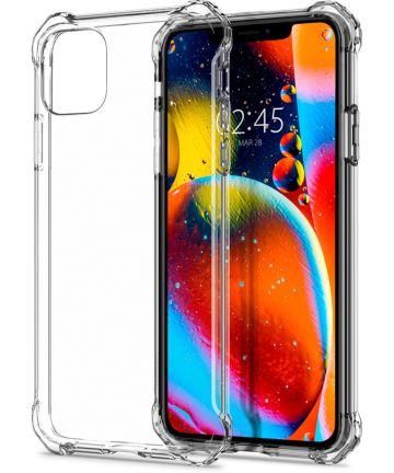 Spigen Rugged Crystal Hoesje Apple iPhone 11 Pro Transparant Hoesjes