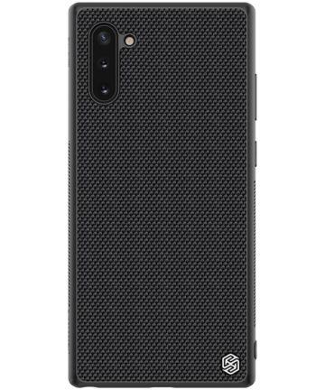 Nillkin Textured Hybride Samsung Galaxy Note 10 Hoesje Zwart Hoesjes