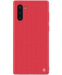 Nillkin Textured Hybride Samsung Galaxy Note 10 Hoesje Rood