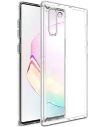 IMAK UX-6 Series Samsung Galaxy Note 10 Hoesje TPU Transparant