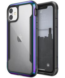 Raptic Shield Apple iPhone 11 Hoesje Iridescent