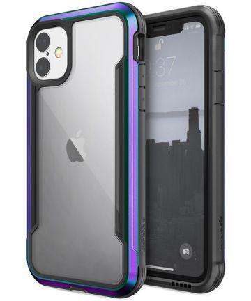 Raptic Shield Apple iPhone 11 Hoesje Iridescent Hoesjes