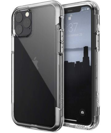 Raptic Air Apple iPhone 11 pro hoesje transparant shockproof tpu Hoesjes