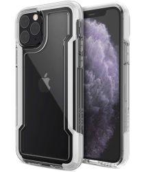 Raptic Clear Apple iPhone 11 Pro Hoesje Transparant/Wit