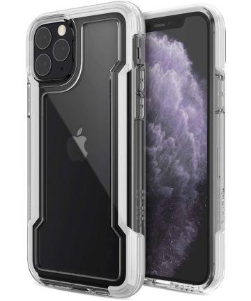 Raptic Clear Apple iPhone 11 Pro Hoesje Transparant/Wit Hoesjes