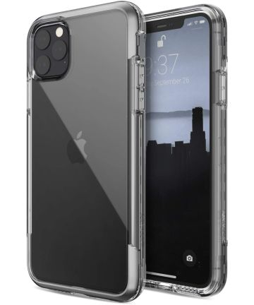 Raptic Air Apple iPhone 11 pro max hoesje transparant shockproof tpu Hoesjes