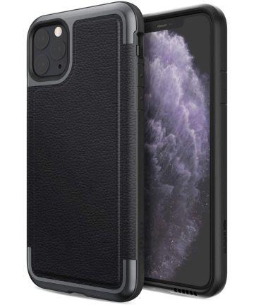 Raptic Prime Apple iPhone 11 pro max hoesje zwart Hoesjes