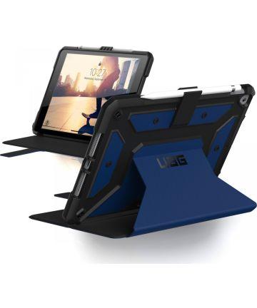 Urban Armor Gear Metropolis Case iPad 10.2 2019 / 2020 Cobalt Hoesjes