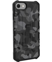 Urban Armor Gear Pathfinder Hoesje iPhone 8 / 7 / 6(S) Camo Black