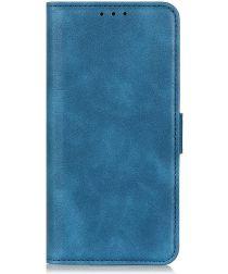 Nokia 6.2 / 7.2 Portemonnee Hoesje Blauw