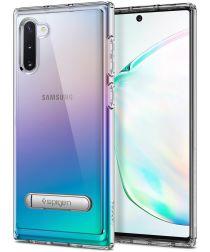 Spigen Ultra Hybrid S Samsung Galaxy Note 10 Plus Hoesje Transparant