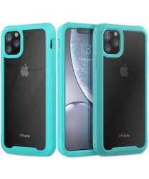 Apple iPhone 11 Pro Max Hybride Full Protect Hoesje Groen
