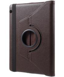 Huawei MediaPad T3 (10) 360° Draaibare Hoes Coffee