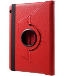 Huawei MediaPad T3 (10) 360° Draaibare Hoes Rood