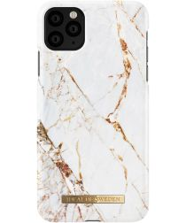 iDeal of Sweden Apple iPhone 11 Pro Max Fashion Hoesje Carrara Gold
