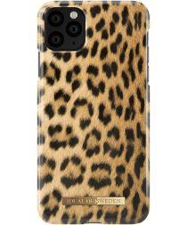iDeal of Sweden Apple iPhone 11 Pro Max Fashion Hoesje Wild Leopard