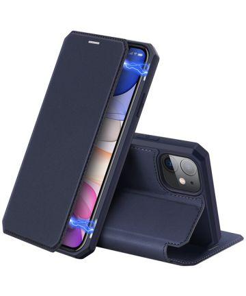 Dux Ducis Skin X Series Apple iPhone 11 Hoesje Blauw Hoesjes