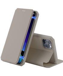 Dux Ducis Skin X Series Apple iPhone 11 Pro Max Flip Hoesje Goud
