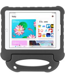 Apple iPad 2017 / 2018 / Air / Air 2 Kindvriendelijke Tablethoes Zwart