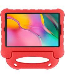 Samsung Galaxy Tab A 10.1 (2019) Kindvriendelijke Tablethoes Rood