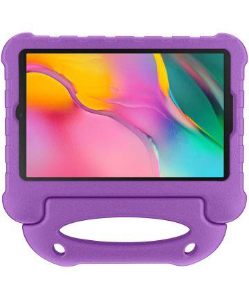 Samsung Galaxy Tab A 10.1 (2019) Kindvriendelijke Tablethoes Paars