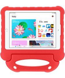 Apple iPad 2017 / 2018 / Air / Air 2 Kindvriendelijk Tablethoes Rood