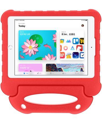 Apple iPad 2017 / 2018 / Air / Air 2 Kindvriendelijke Tablethoes Rood Hoesjes