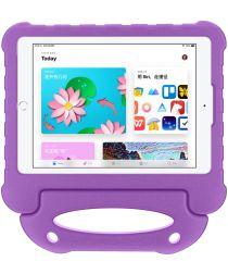 Apple iPad 2017 / 2018 / Air / Air 2 Kindvriendelijk Tablethoes Paars