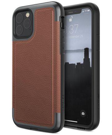 Raptic Prime Apple iPhone 11 pro hoesje bruin Hoesjes