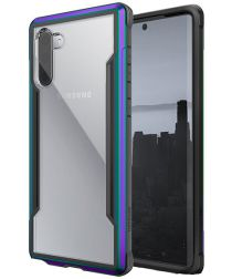 Defense Shield Samsung Galaxy Note 10 Hoesje Iridescent Shockproof