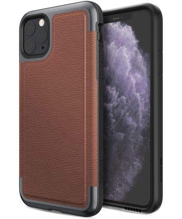 Raptic Prime Apple iPhone 11 pro max hoesje bruin Hoesjes