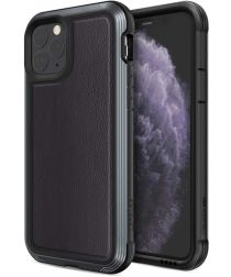 Raptic Lux Apple iPhone 11 pro hoesje leather zwart