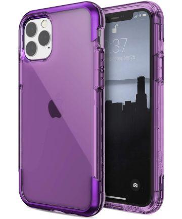 Raptic Air Apple iPhone 11 pro hoesje paars shockproof tpu Hoesjes