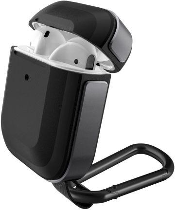 Raptic Trek Apple Airpods hoesje zwart Hoesjes