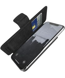 Raptic folio Air Apple iPhone XR hoesje book case zwart