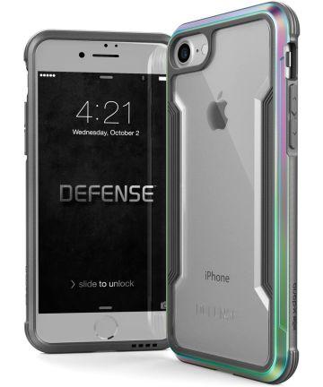 Defense Shield Apple iPhone SE 2020 Hoesje Iridescent Shockproof