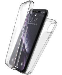 Raptic 360x Apple iPhone XR hoesje transparant