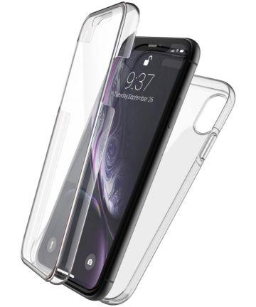 Raptic 360x Apple iPhone XR hoesje transparant Hoesjes