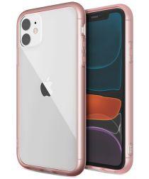 Raptic Glass Plus Apple iPhone 11 Hoesje Transparant Roze