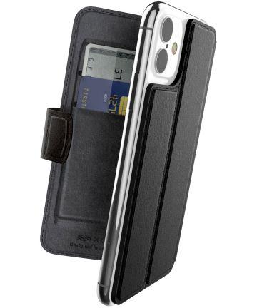 Raptic Defense Folio Air Apple iPhone 11 Hoesje Book Case Zwart Hoesjes