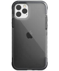 Raptic Air Apple iPhone 11 Pro Max Hoesje Transparant/Zwart