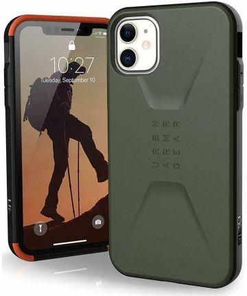 Urban Armor Gear Civilian Series Apple iPhone 11 Hoesje Groen Hoesjes
