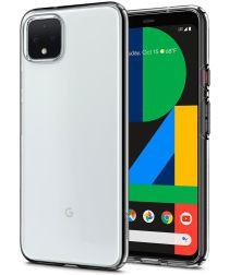 Spigen Liquid Crystal Google Pixel 4 Hoesje Transparant