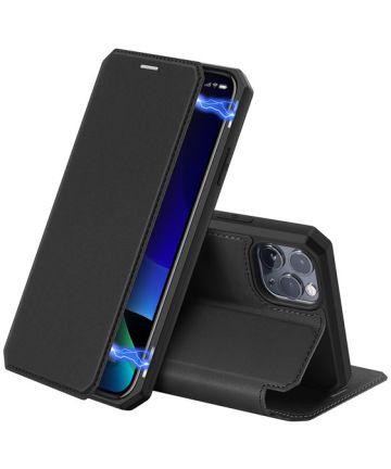 Dux Ducis Skin X Series Apple iPhone 11 Pro Hoesje Zwart Hoesjes