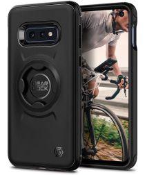 Spigen Gearlock Fiets Houder Samsung Galaxy S10E Hoesje Zwart