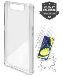4smarts IBIZA Samsung Galaxy A80 Hoesje Transparant