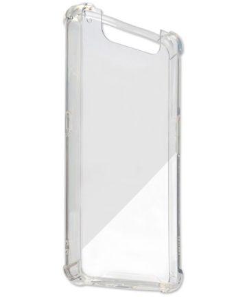 4smarts Ibiza Samsung Galaxy A80 Hoesje Back Cover Transparant Hoesjes